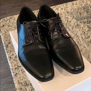 Calvin Cline black dress shoes